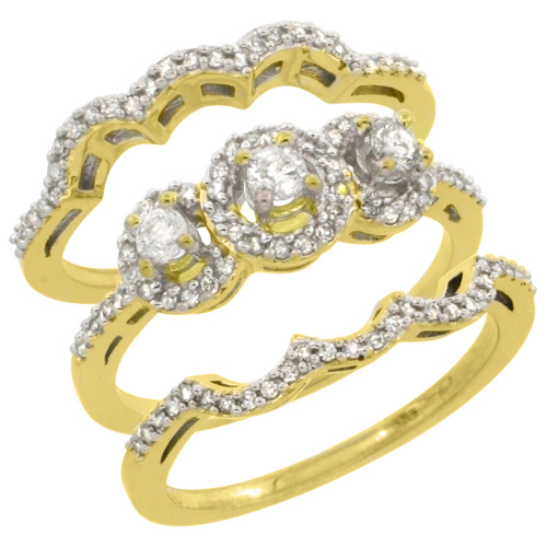 3-Piece Rings